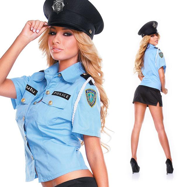 情趣制服 美国PULU女警警服