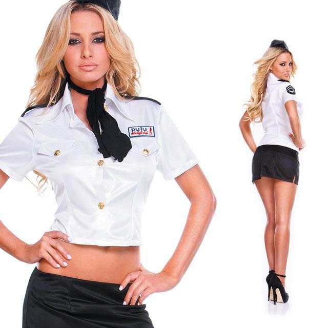 情趣制服 美国PULU空姐