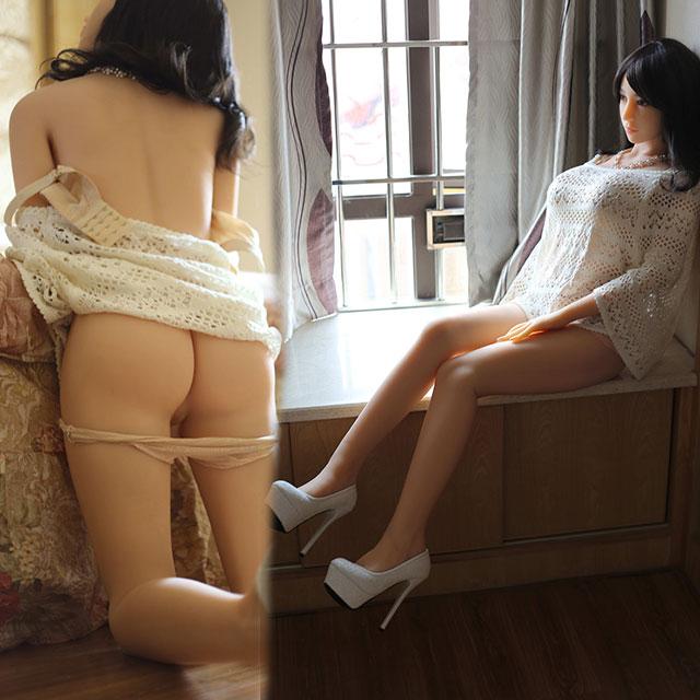 最新日本高端158cm实体娃娃(阴交、肛交、口交)男用自慰非充气硅胶实体娃娃