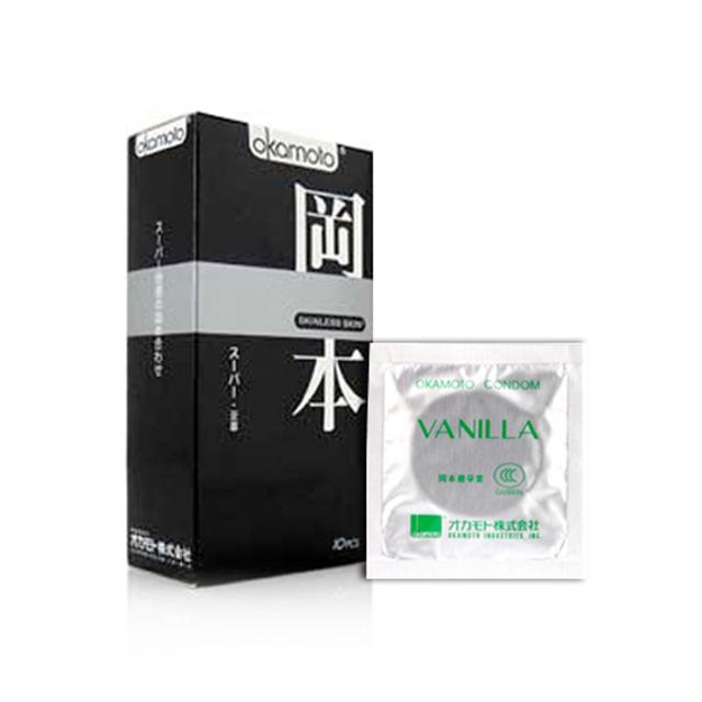 冈本(OKAMOTO)至尊超薄避孕套至尊10只装