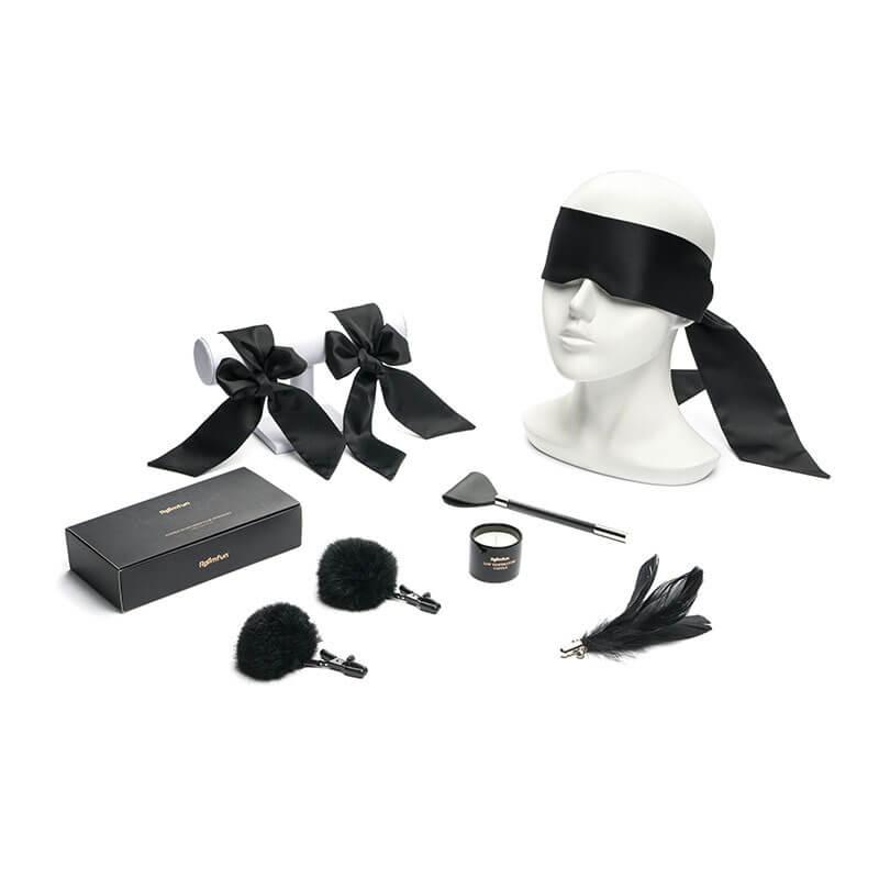 Roomfun房趣 莱茵眼罩面罩轻情趣套装 sm道具情趣捆绑束缚